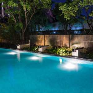 ssolar inground pool lights