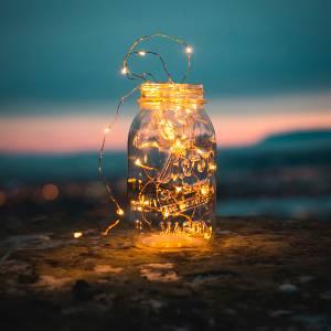 best solar power mason jar
