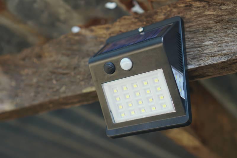 Best solar motion sensor security lights