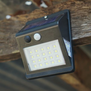 best solar powered motion sensor security lights