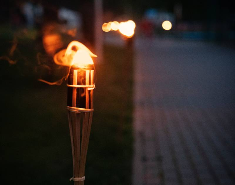 best solar torch lights