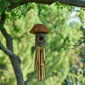 best solar wind chime