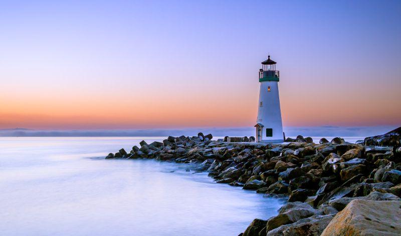 best solar lighthouse