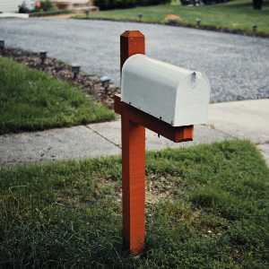 best solar powered mailbox numbers lights