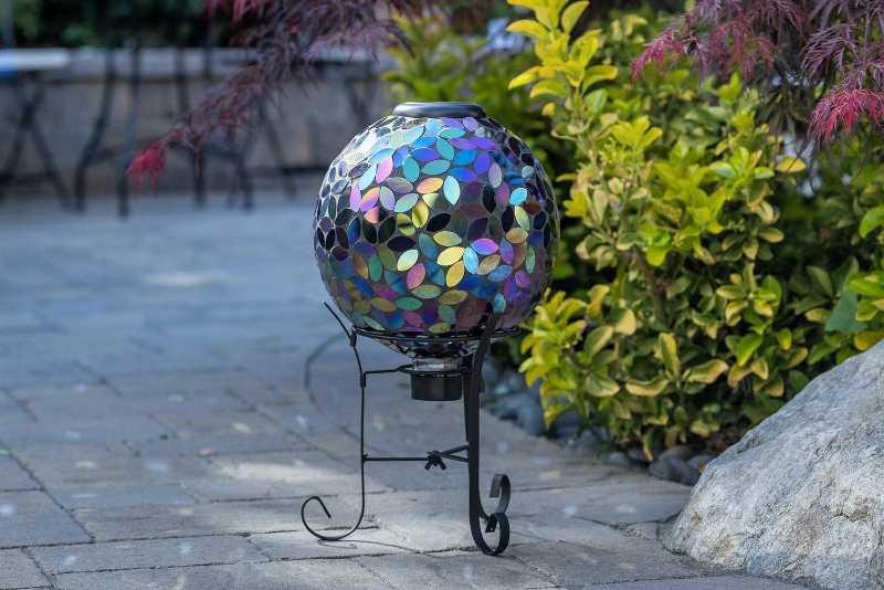 best solar gazing ball