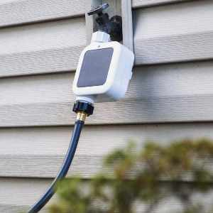 best solar powered irrigation controller