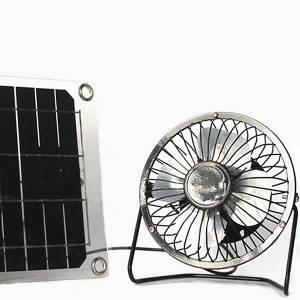 best solar fan