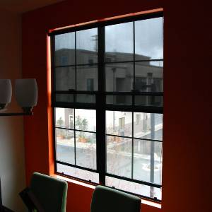Do solar shades offer privacy?
