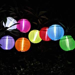 best solar Japanese lanterns