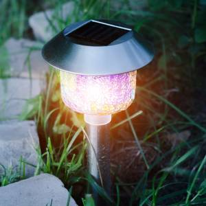 how to store solar lights over the winter