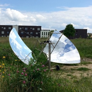solar cooker diy