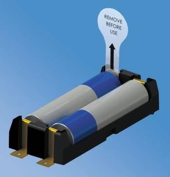 solar lights battery pull tab