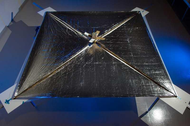 How Do Solar Sails Work