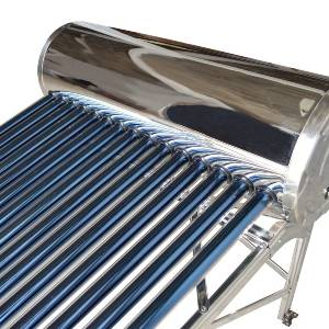 How Does A Thermosiphon Solar Water Heater Work