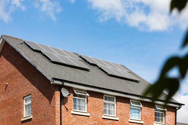 Can You Put Solar Panels On A Shake Roof?