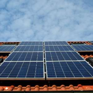 How Much Roof Space Needed For Solar Panels